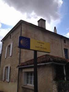 Chemins de Saint Jacques