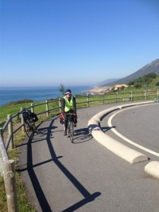 Full vehicular and full sun protection!  Spectacular views of the coastline and Atlantic ocean.